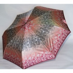 Parasol Doppler satyna wino...