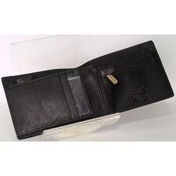 d9d828b759a14 Wittchen 14-1-040 czarny męski portfel slim 6 kart id 3475 - FK Subiekt
