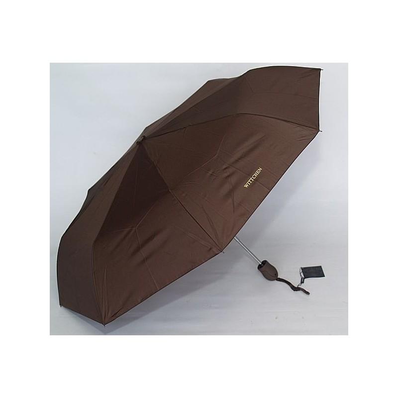 e4b134bf639ae Wittchen parasol automat brązowy Pa-7-120 SALE id 3877 - FK Subiekt