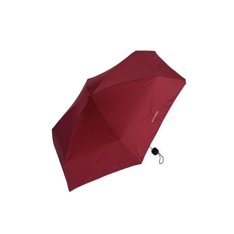 b1292dcd92a32 Wittchen parasol Pa-7-158 bordo guru minituryzacji id 4329 - FK Subiekt