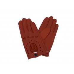 Rękawiczki damskie skórzane...