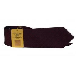Milanówek krawat jedwabny...