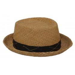 kapelusz słomkowy  kanotier 57