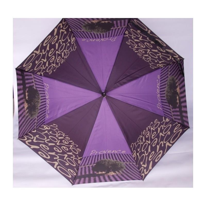Parasol Doppler Art Collection lawendowy Prowansja