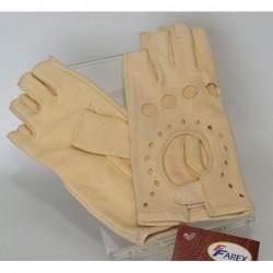Rękawice bez palców do auta...