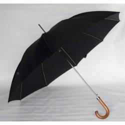 Parasol M&P długi czarny...